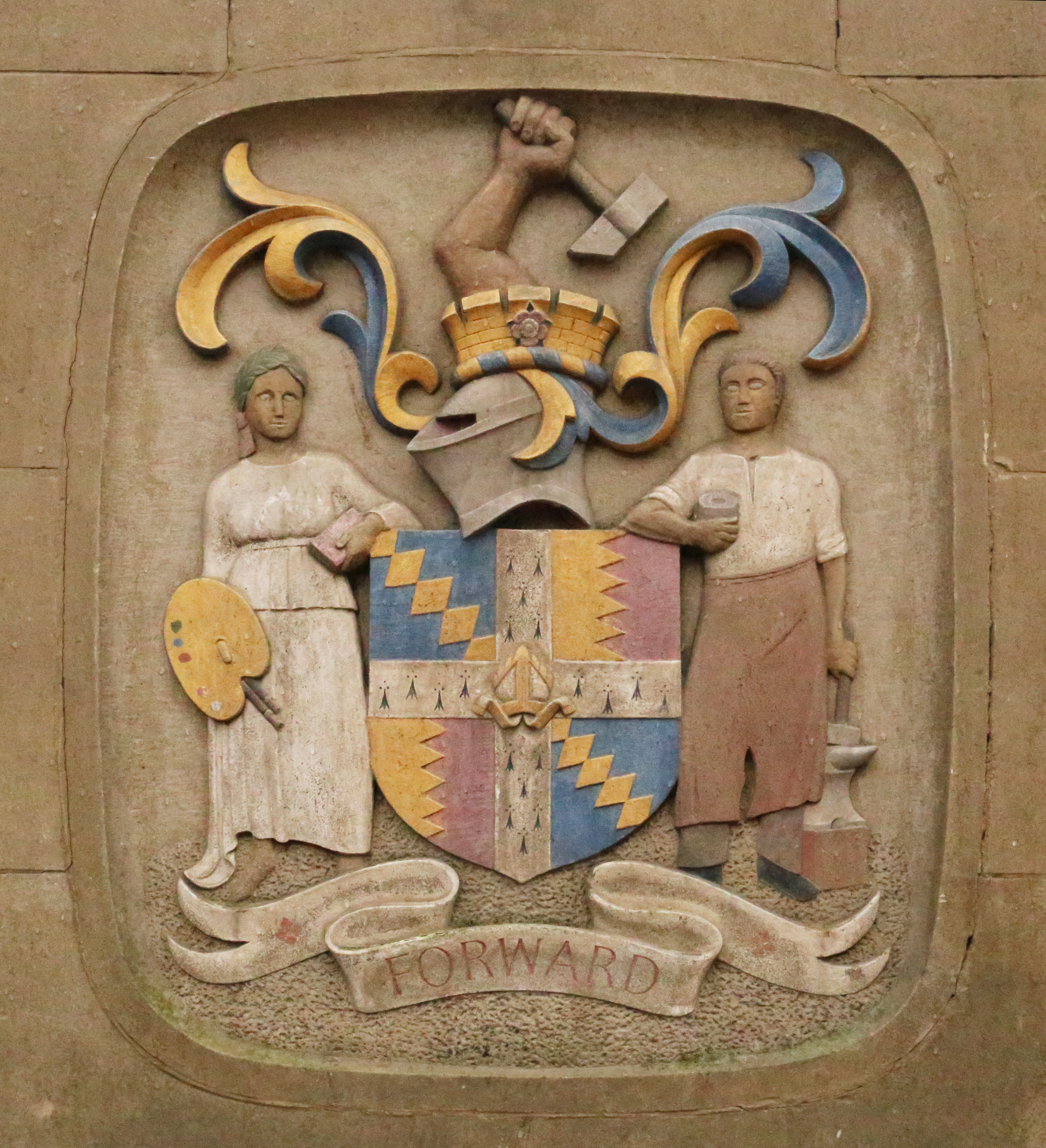 Coat of Arms of Birmigham
