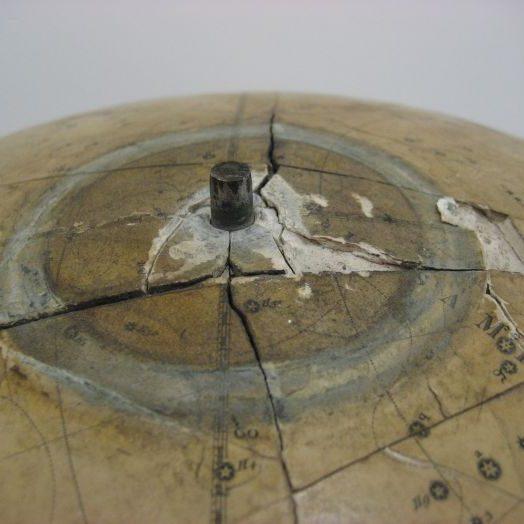 Celestial Globe Before Treatment
