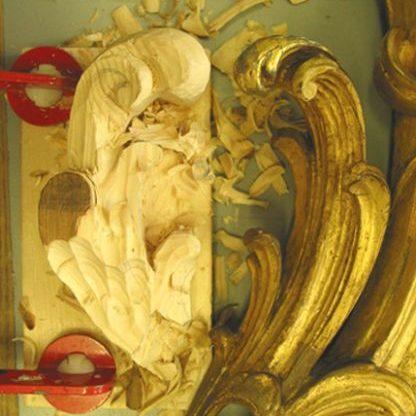 Rococo Mirror Frame 1