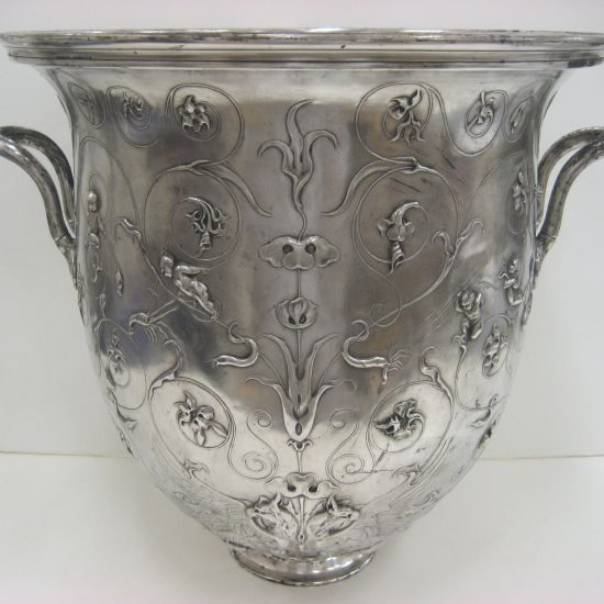 Large Urn After Treatment