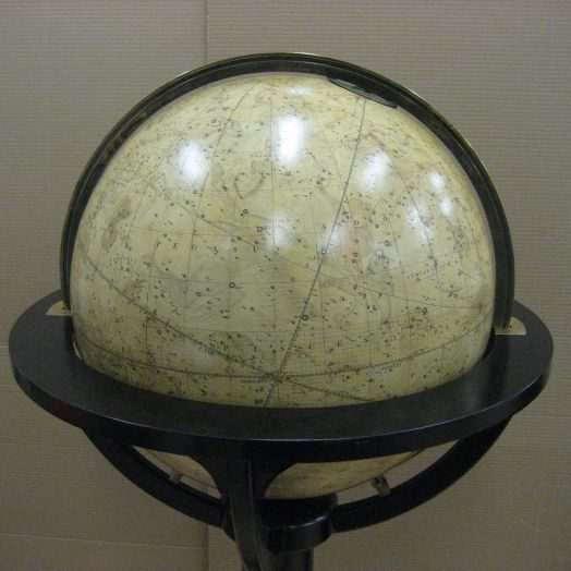 Celestial Globe After Treatment